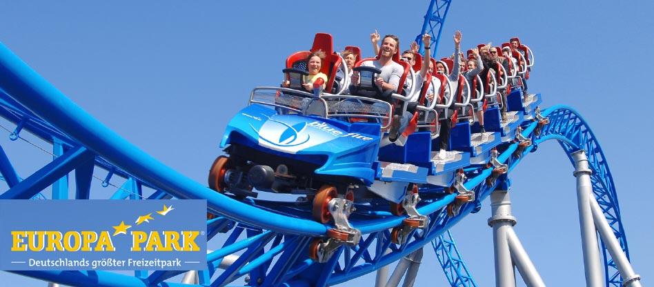 Europapark 23 – 25 Juni 2011