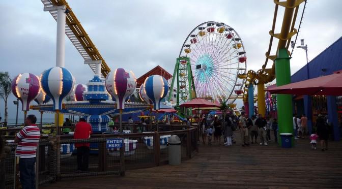 Redondo Beach-Hermosa Beach-Santa Monica