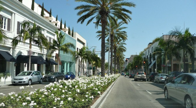 Rodeo Drive / Beverly Hills – Bel Air – UCLA