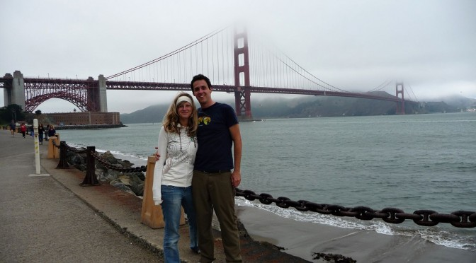 San Francisco Tag 2: 49 miles Scenic Drive – Bootsfahrt Golden Gate