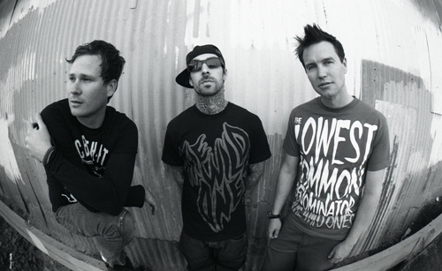Blink 182 Live @ Chiemsee Rocks – 24. August 2010
