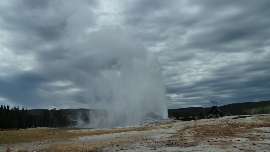Yellowstone National Park – Part 1