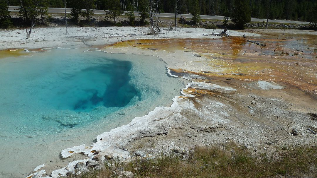 Yellowstone National Park – Part 2