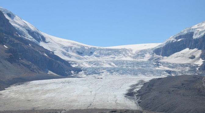 Icefield Parkway – Columbia Icefield