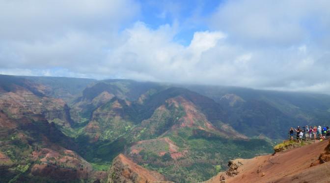 Waimea Canyon und Napali Lookout – Kauai