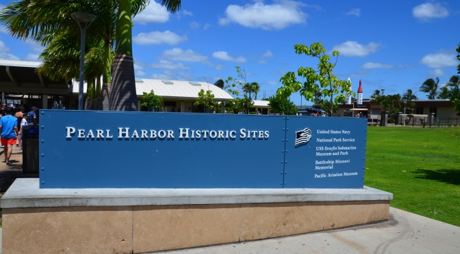 Pearl Harbor – Honolulu