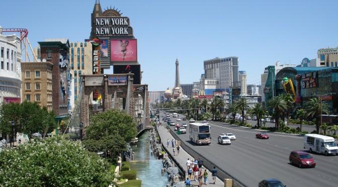 Las Vegas Strip – Day
