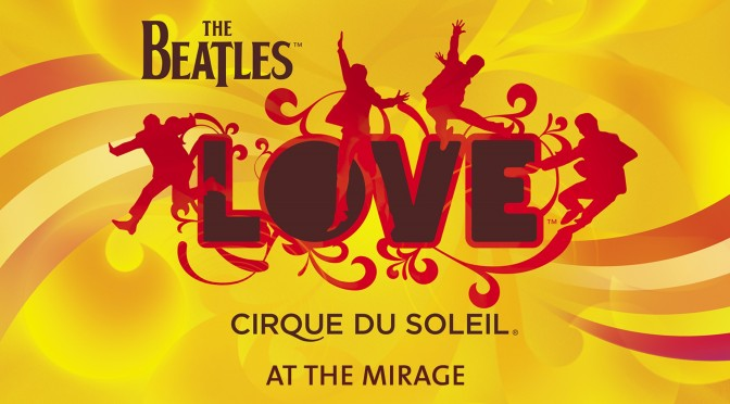 Las Vegas Beatles Love
