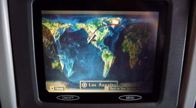 Auf dem Weg nach Los Angeles