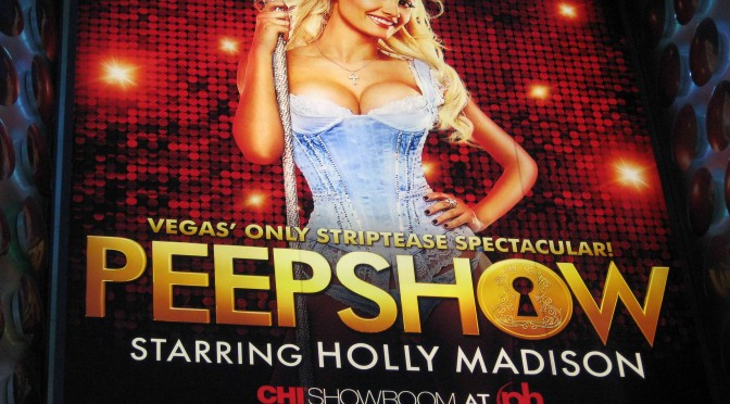 Las Vegas Peepshow with Holly Madison