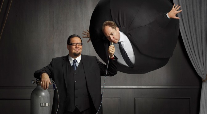 Las Vegas Penn and Teller