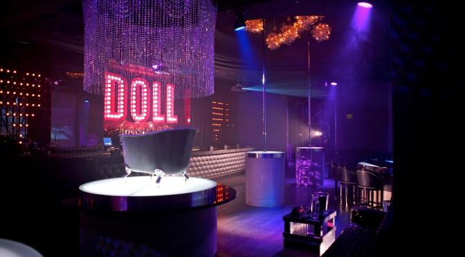 Las Vegas Pussycat Dolls Saloon
