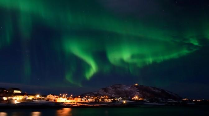 Northern Lights at Sommarøy