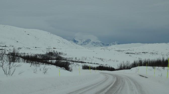 On the Way to Kiruna – Sweden
