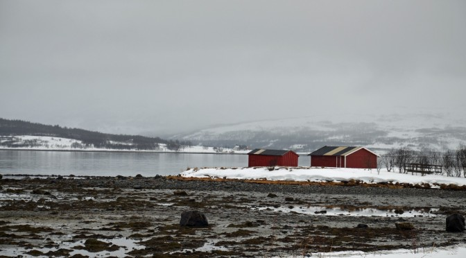 Snowy Norway