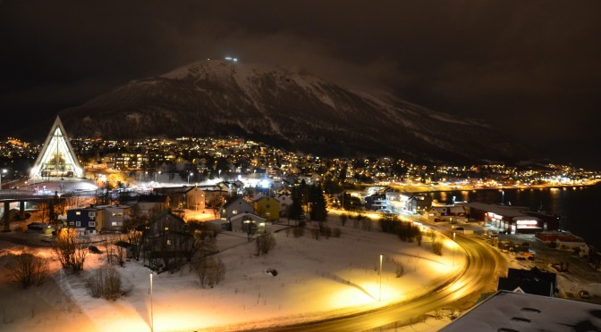 Tromsø at Night