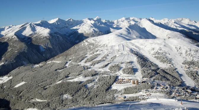 Skiing – Austrian Alps – Katschberg