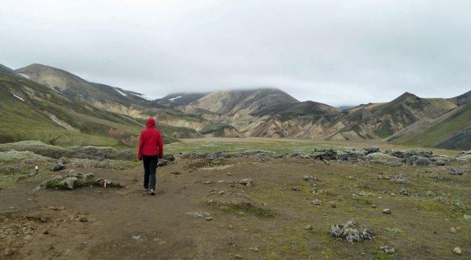 Landmannalaugar Hiking